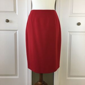 Ellen Tracy Career/Dress Pencil Skirt